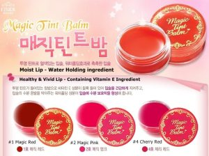 [EtudeHouse] Magic Tint Balm 10g, Korean Cosmetics tgiwholesale
